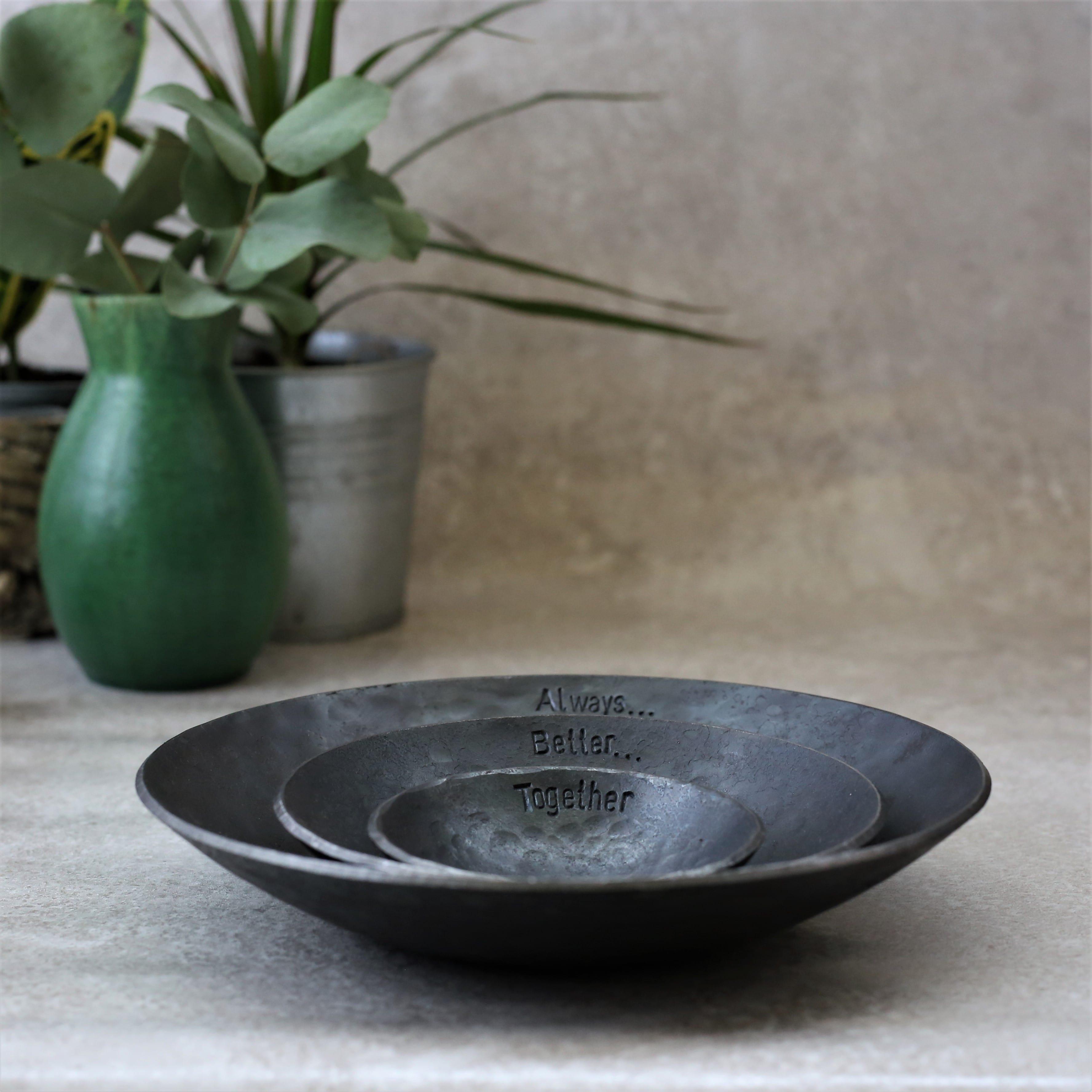 4 Iron Bowls