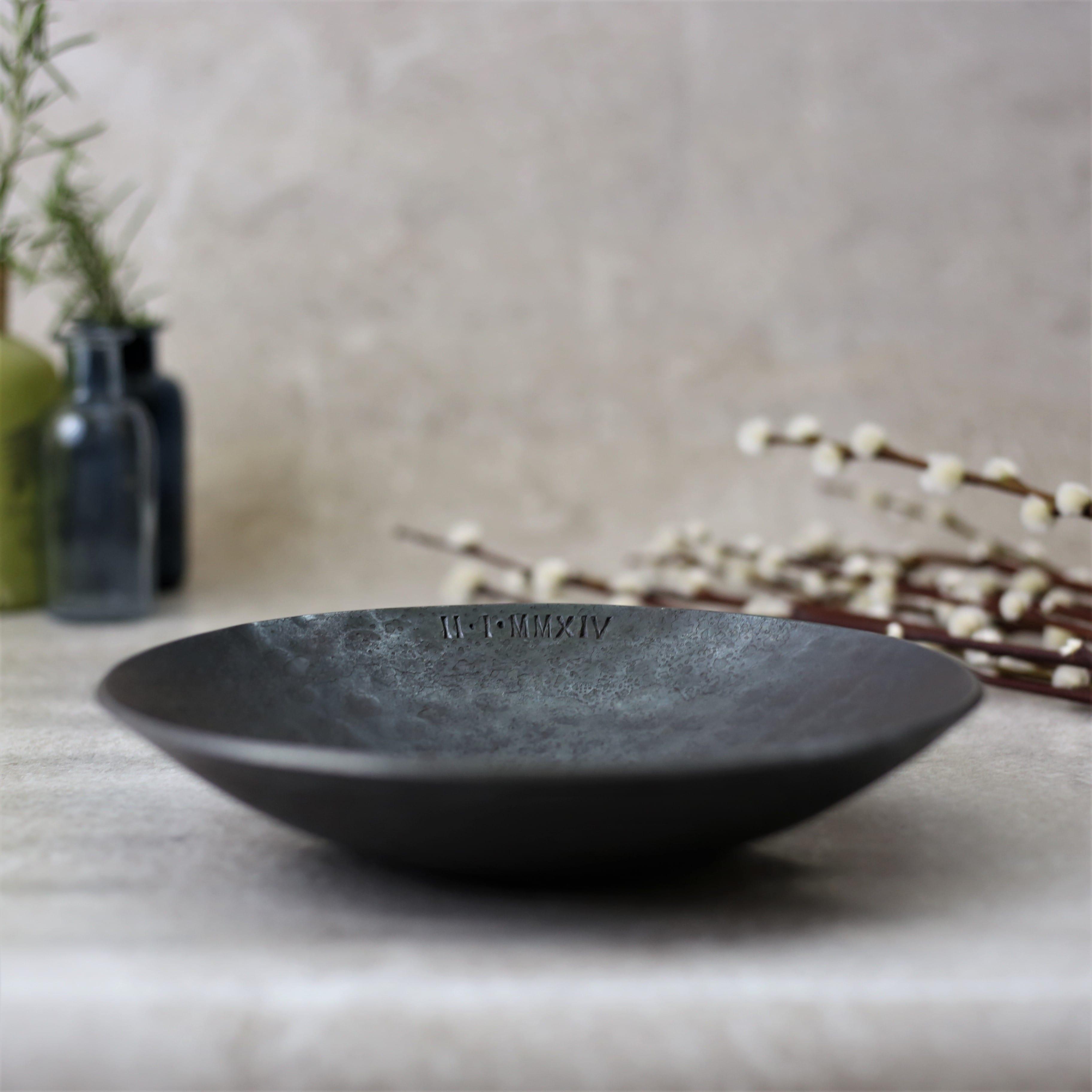 Large Iron Bowl