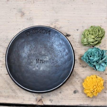 Small Round Dish