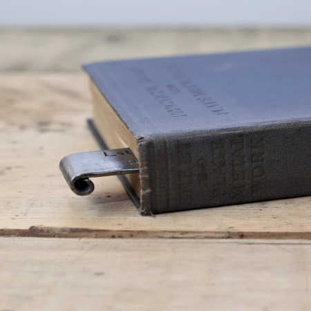 scroll bookmark in book