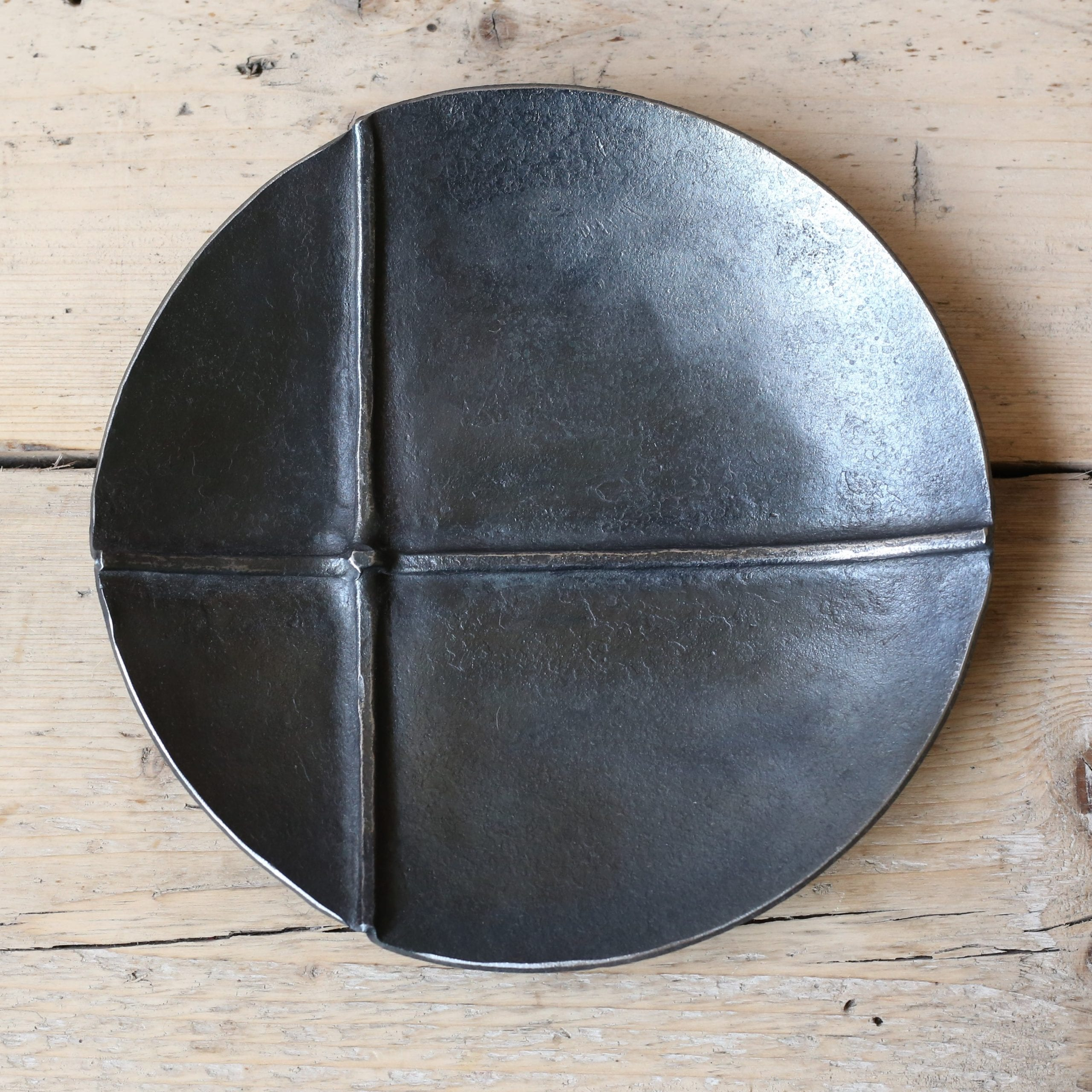 Cross fold Dish