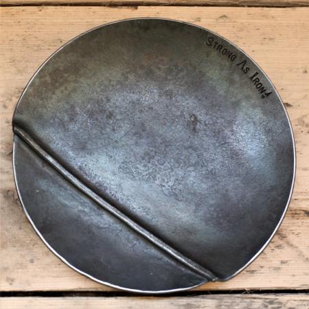 Large fold dish