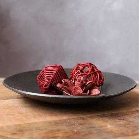 Medium fold dish