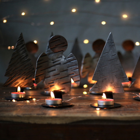 Candle Dishes