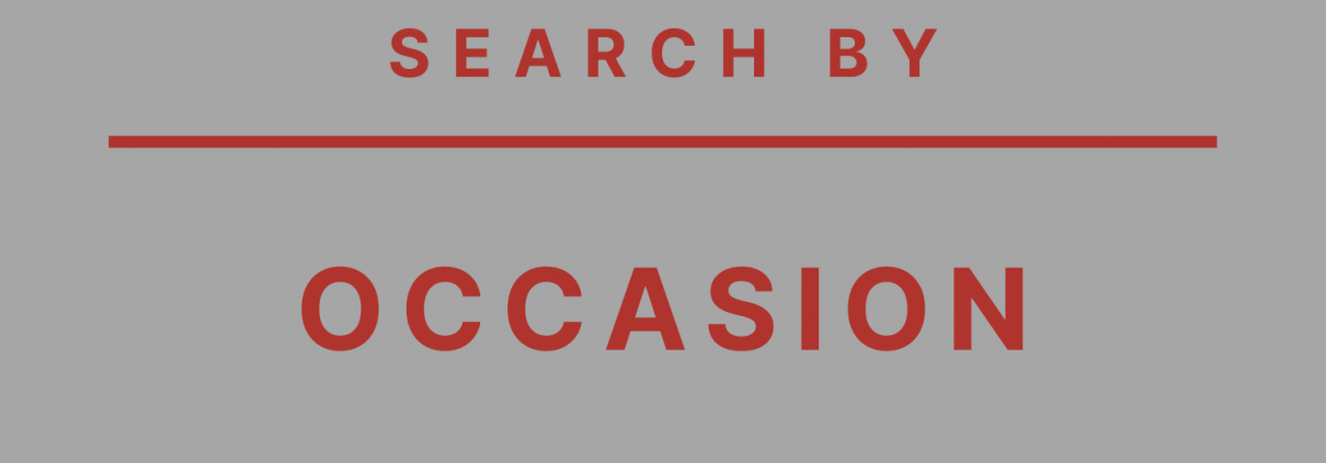 Search by occation