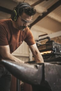 Workshop blacksmith